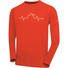 Dare 2b Righteous L/S Tee Men, trail blaze